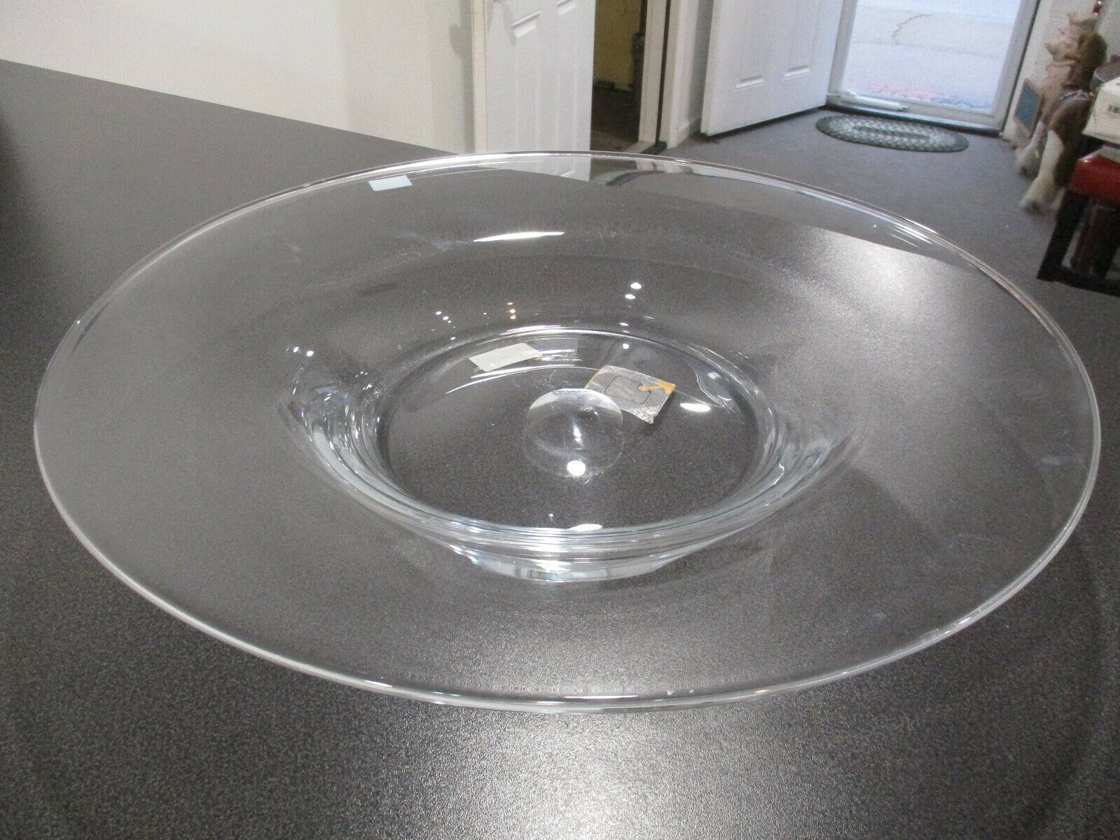 """Marquis by Waterford 18"""" Platter Vintage Garden Collection Made In Poland"""