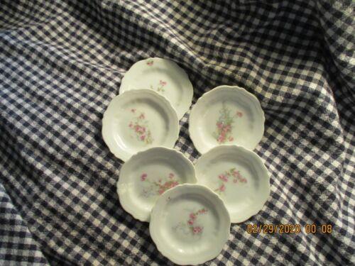 "Austrian-""Royal""- Set of Six(6)-Butter Pats-Antique"