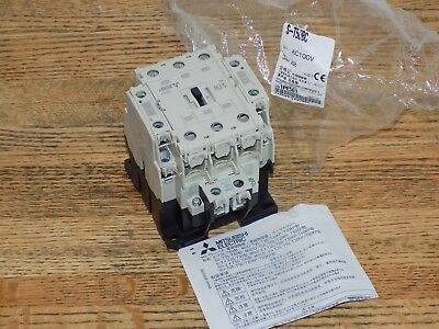 Mitsubishi Electric Magnetic Contactor S-t25 Bc 2a2b Auxiliary Contacts Ac100v