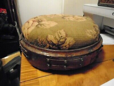 VICTORIAN FOOTSTOOL FOR RESTORATION