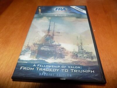 Fellowship Series - SHIPMATES SERIES A FELLOWSHIP OF VALOR FROM TRAGEDY TO TRIUMPH US Marines DVD