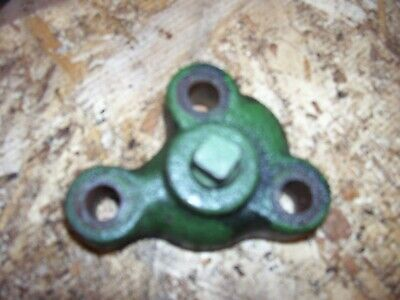 Vintage Oliver Super 55 Gas Tractor - Hydraulic Outlet Block -1956
