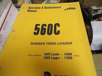 Dresser 560c Loader Operation Maintenance Manual 1996
