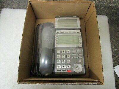 Nec Ip3na-8ltixh Tel Bk Display Ip Telephone Phone Refurbished