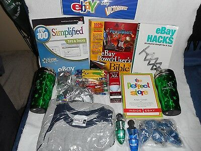 65 eBay Collectibles Collection #1 - Former Employee swag - FREE SHIPPING