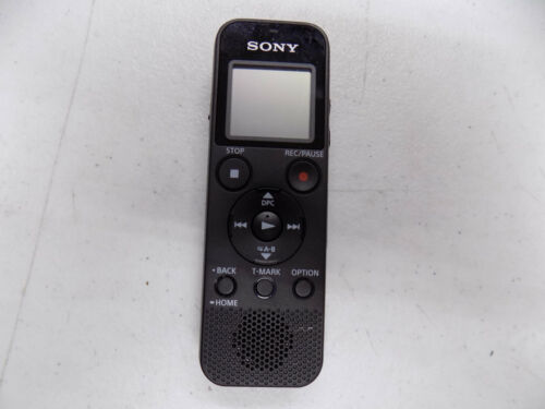 Sony ICD-PX370 4GB Digital Voice Recorder with USB Connectivity See Pics