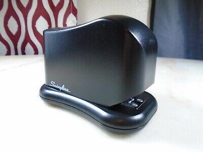 Swingline Electric Stapler Model 211xx Black For Office Desk