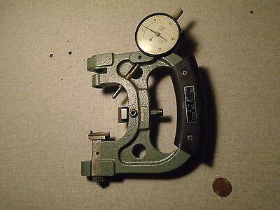 Mitutoyo 201-152 Dial Snap Gage