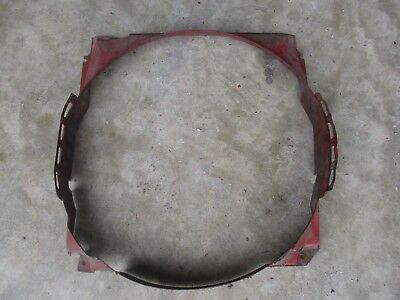International Farmall 300 Utility Fan Shroud  Antiquetractor