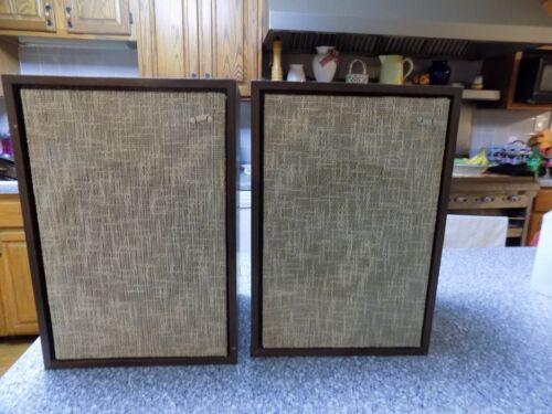 Jensen Model 1 Bookshelf speakers