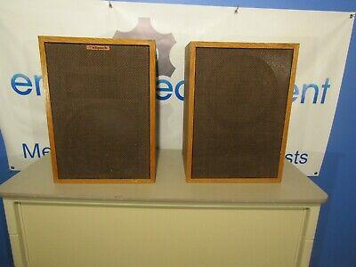 Klipsch Henesey 2 Type H 00 Vintage Stereo Speakers