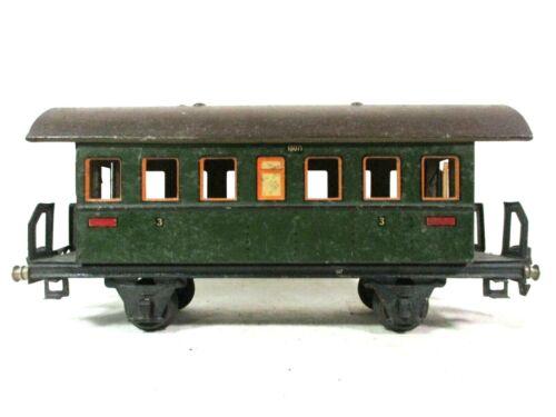 Marklin 18071 3rd Class Passenger Car Eisenbahn 2 Gauge DRP Model Train B73-59