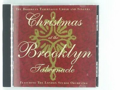 Christmas at the Brooklyn Tabernacle 1995 CD (a6)  ()