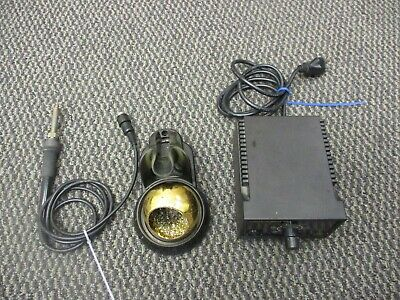 Hakko 936 Adjustable-temperature Solder Station W 907 Iron Tip Stand 599b