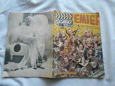 Flashback  Magazine   1 April 1972  Pentagram Publications  Collectors Edition