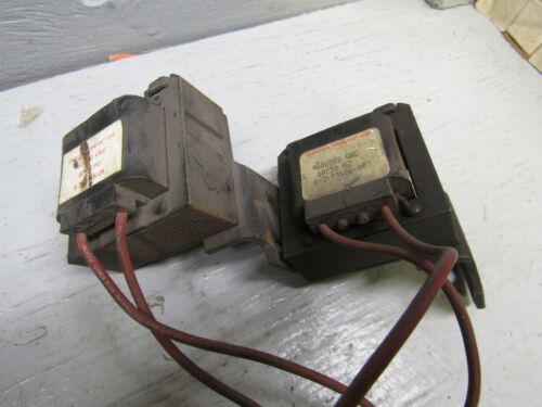 Stearns 6-3-44606-09 Coil 460V Lot of 2!