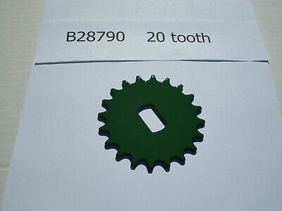 John Deere Part B28790 One 20-tooth Sprocket For 71 Planters
