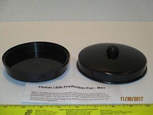 Flower/Silk Production Pan Magic Trick - Produce Candy Plastic Mini Dove Pan
