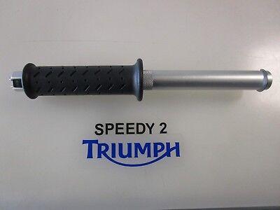 TRIUMPH THRUXTON R HANDLEBAR 222  GRIP LEFT HAND SIDE T2041785 T2041