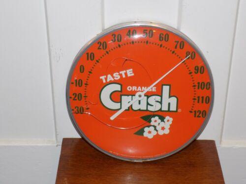Vintage Taste Orange Crush Thermometer