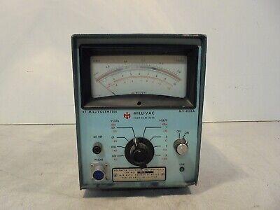 Rf Millivoltmeter Mv-828a