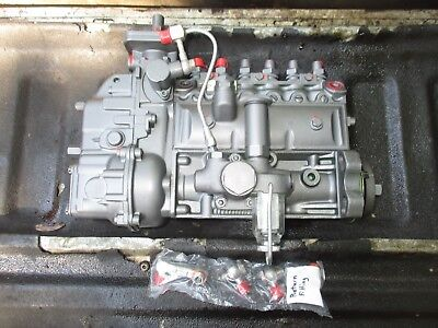 1978 John Deere 4440 Turbo Diesel Tractor Fuel Injector Injection Pump Free Ship