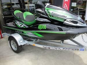 Jetski Kawasaki 2016 310LX Ultra 3 seater 300Hp 80 Hrs Biggera Waters Gold Coast City Preview