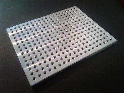 Sacrificial Fixture Plate Or Mini Pallet - 8 X 10 Aluminum