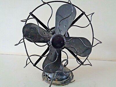 "Vintage Westinghouse 12"" Electric 4-Blade Fan"