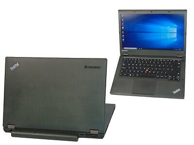 Laptop Windows - Lenovo Thinkpad T440p Core i5-4300M 2.60GHz 4GB 500GB Windows 10 Webcam Laptop