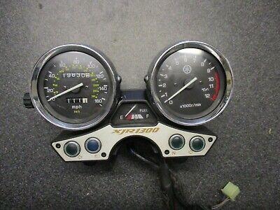 <em>YAMAHA</em> XJR 1300 CLOCKS 19K 1999 2003