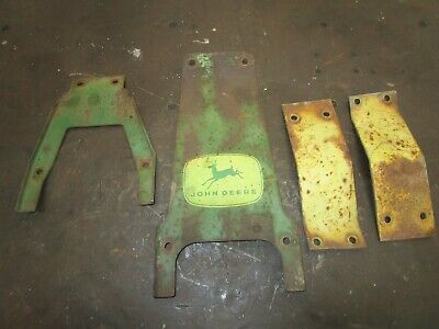 John Deere 3020 4020 Seat Mounting Parts  Antique Tractor
