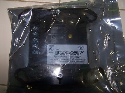 Faraday 8709 Isolator Module Free Shipping 1 Yr. Protection Plan. 4 Avail