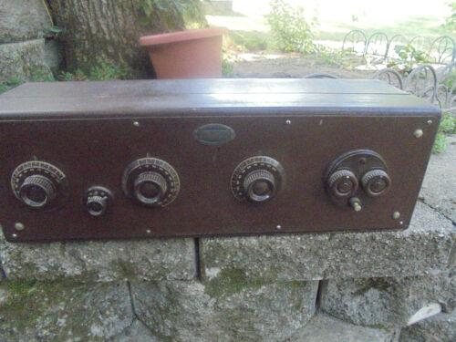 Vintage Atwater Kent Model 20 Radio