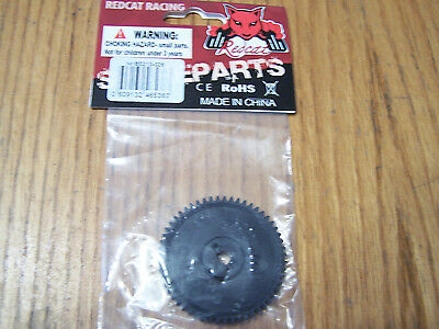 Tooth Blackout (BS213-026 Redcat Blackout 55 Tooth Spur Gear 55T XTE XBE SC & PRO Truck)