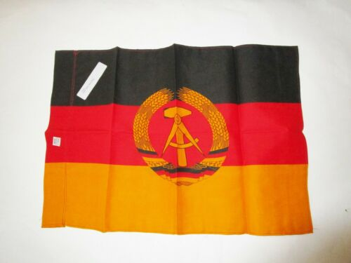 Vintage East German Army NVA Military National Flag 15