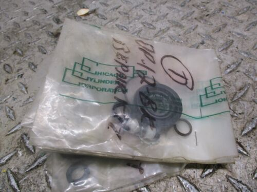 Chicago cylinder corp dp-12-br repair kit