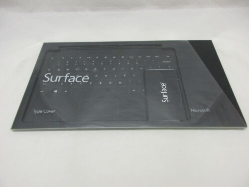 Microsoft Surface Pro 2 Type Black Model 1535 Keyboard Cover D7S-00001