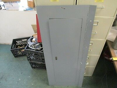 Square D Nc Breaker Panel Cover Nc50fhr No Box Mild Shelf Wear New Surplus