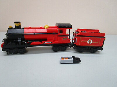 Lego Harry Potter HOGWARTS EXPRESS TRAIN ENGINE & COAL CAR FROM SET 4841