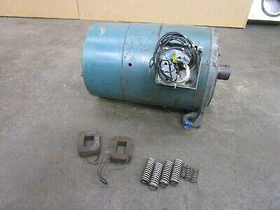 Ge 5kg213pg296 Miller Generator Head Induction Motor 4hp 208-230460v 3ph