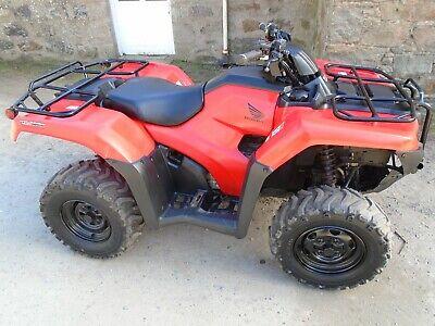 HONDA QUAD ATV 4x4 420