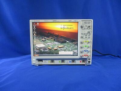 Agilent Keysight Dso9064a Infiniium Dso 600 Mhz 4 Ch 10 Gsas W007800