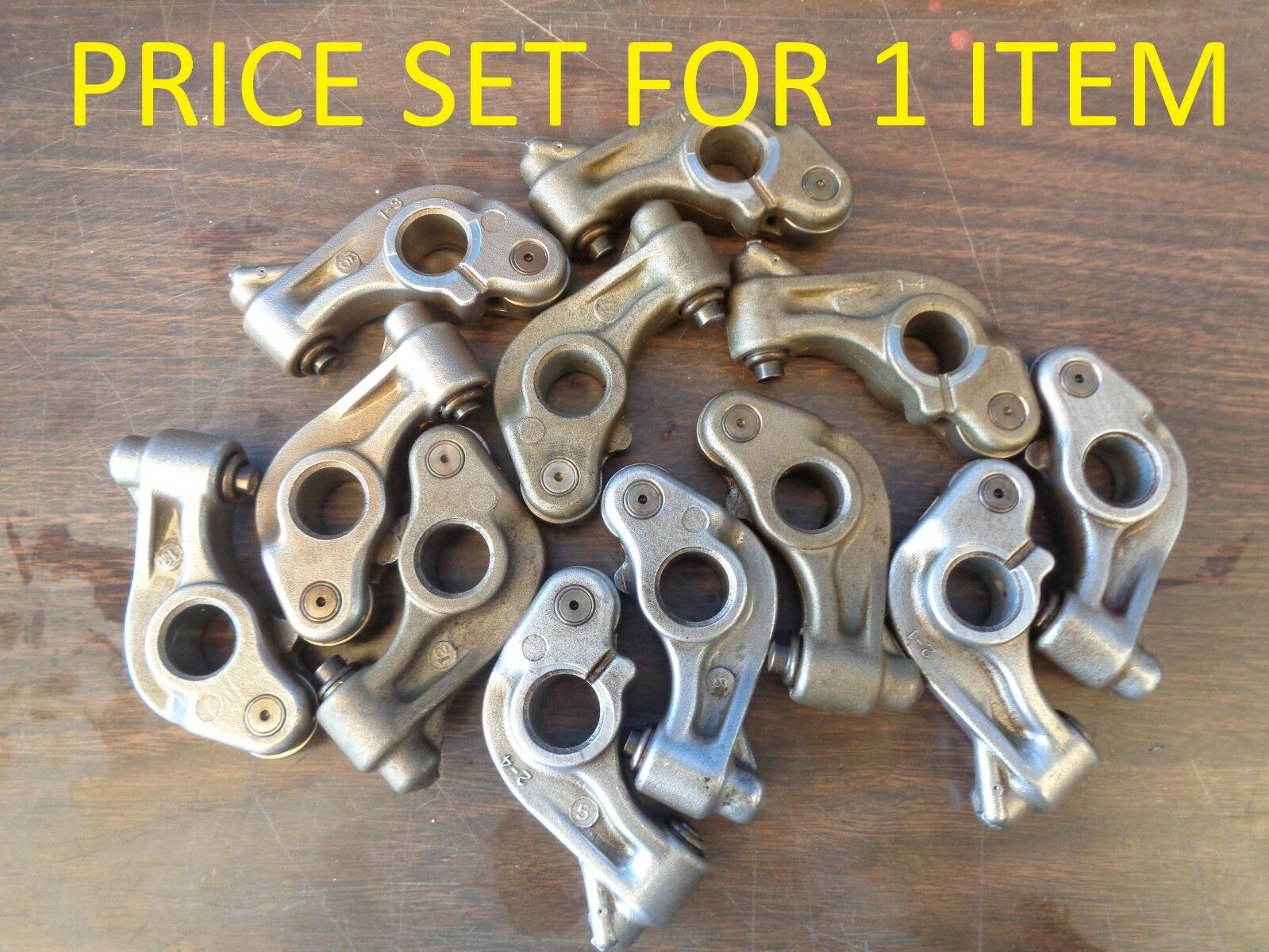GEO METRO SUZUKI SWIFT 1995 1996 1997 ( 4 ) CYLINDER 1 3 ROCKER ARM