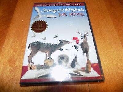 STRANGER IN THE WOODS THE MOVIE Children's Classic 16 Award Winner DVD NEW