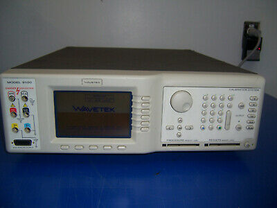 11008 Wavetek Datron 9100 Calibration System