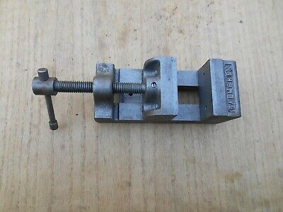 Palmgren Drill Press Vise 2 12 Jaws