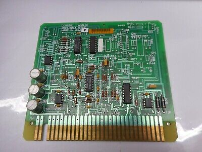 Perkin Elmer N519-9064 Thermogravimetric Analyzer Analog Control Board For Tga-7