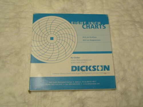 Dickson C407 Chart Paper Pack of 60