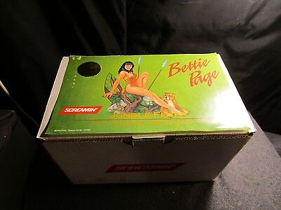BETTIE PAGE LIMITED EDITION